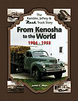 From Kanosha to the World book cover.